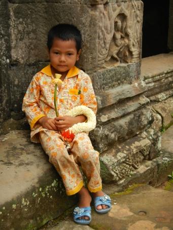 Pyjama kid