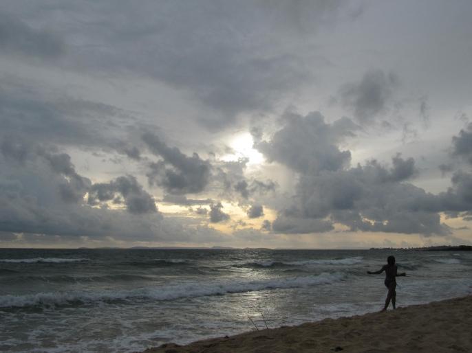 Beach in Sihanoukville