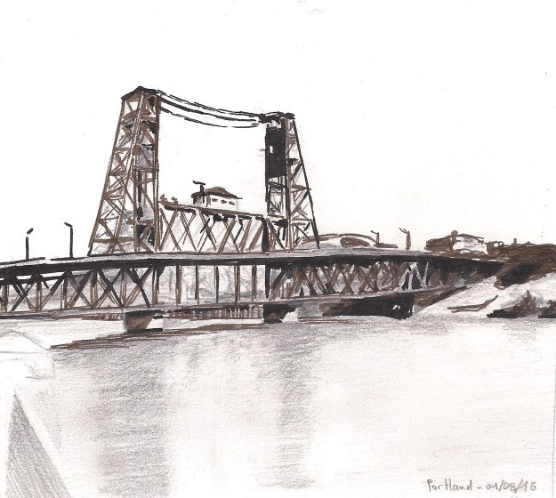 Portland Steel Bridge